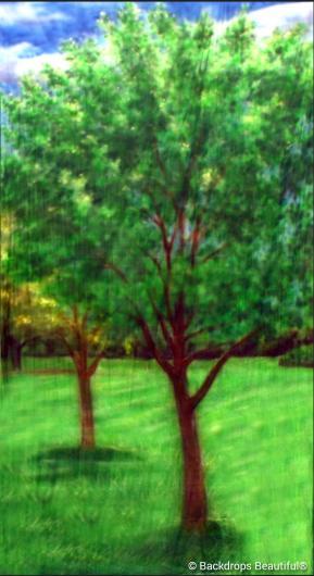 Backdrops: Tree Leg 12B