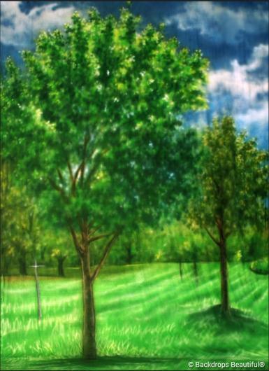 Backdrops: Tree Leg 16B