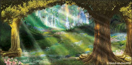 Backdrops: Mystic Forest  4