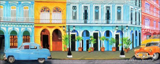 Backdrops: Havana Streets 4