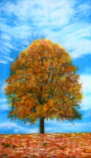 Backdrops: Tree 1C Autumn