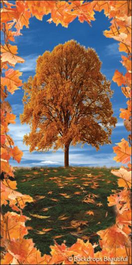 Backdrops: Tree 2C Autumn