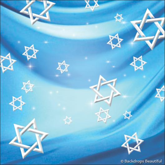Backdrops: Star of David 1