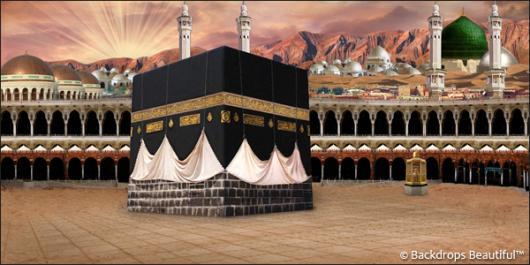 Backdrops: Mecca 1