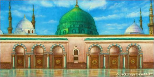 Backdrops: Medina 1