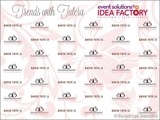 Backdrops: Trends with Tutera