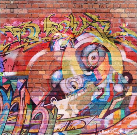 Backdrops: Graffiti 5