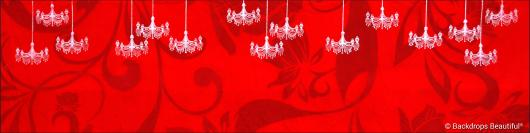 Backdrops: Chandeliers 2