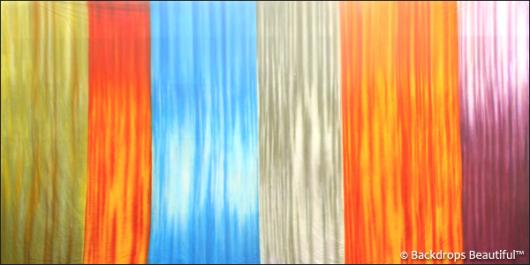 Backdrops: Ribbon Drapes