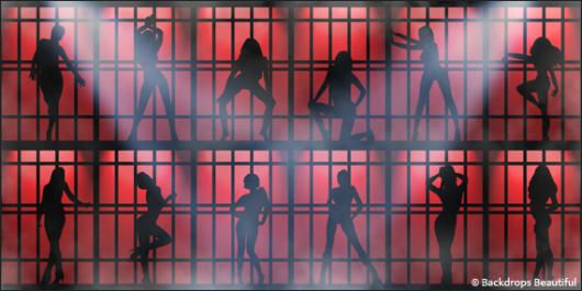 Backdrops: Cell Block 2