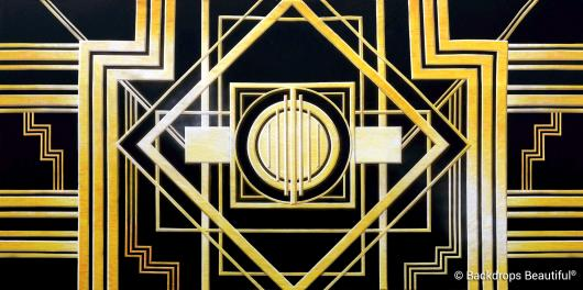 Backdrops: Art Deco 1B