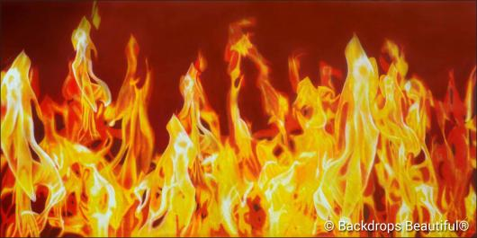 Backdrops: Fire 1B