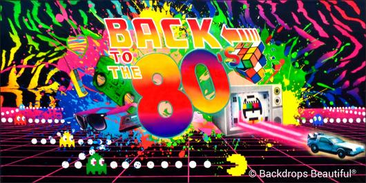 Backdrops: Eighties 1