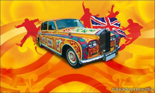 Backdrops: Beatles 1