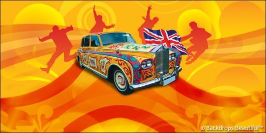 Backdrops: Beatles 8