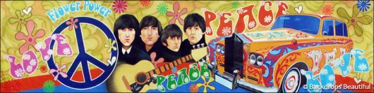 Backdrops: Beatles 6