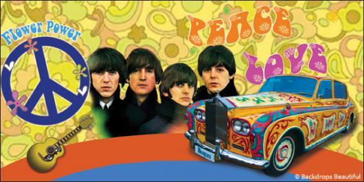 Backdrops: Beatles 3