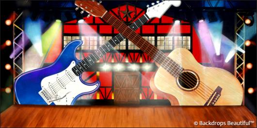 Backdrops: Country Rock 1