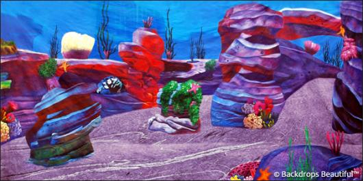 Backdrops: Coral Kingdom 1