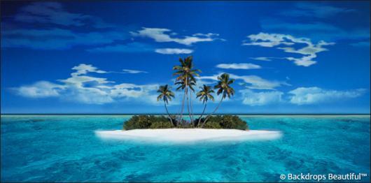 beach backdrops