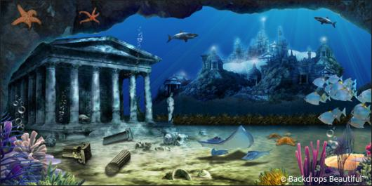 Backdrops: Atlantis 1