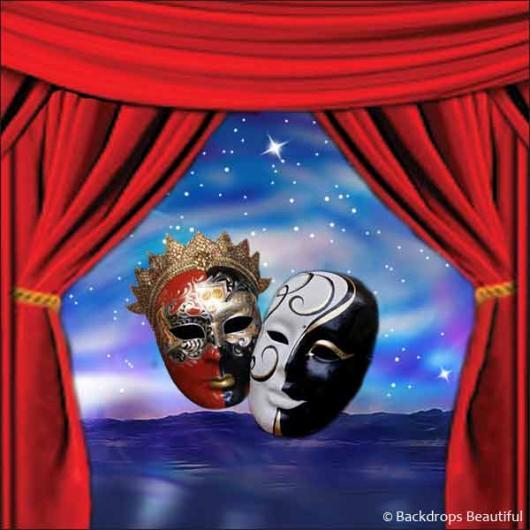 Backdrops: Masks  1