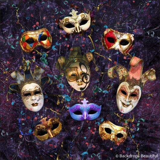 Backdrops: Masks  9