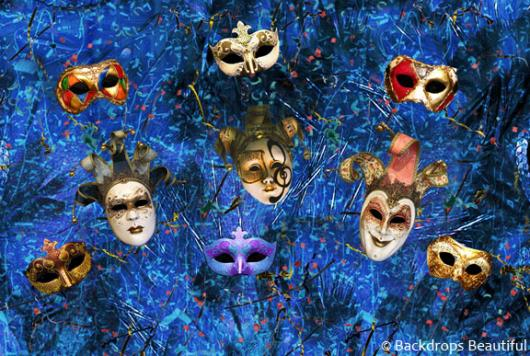 Backdrops: Masks 10