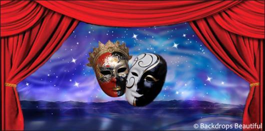 Backdrops: Masks  8