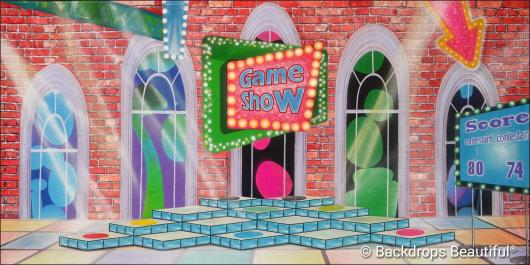 Backdrops: Game Show 2