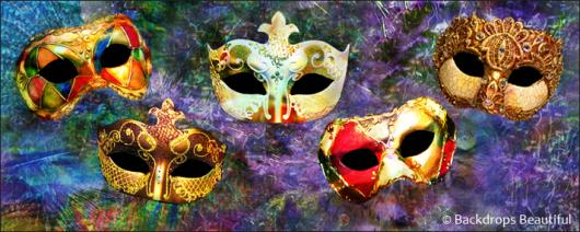 Backdrops: Masks 12A