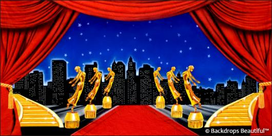 Backdrops: Stage Awards 2