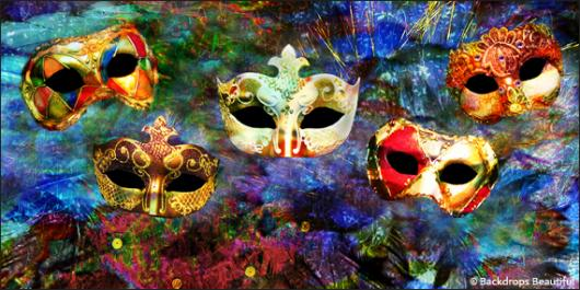 Backdrops: Masks  2C