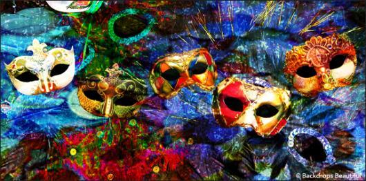 Backdrops: Masks  2A