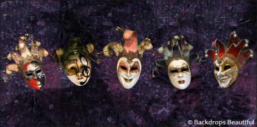 Backdrops: Masks  3