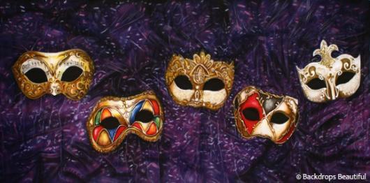 Backdrops: Masks  6