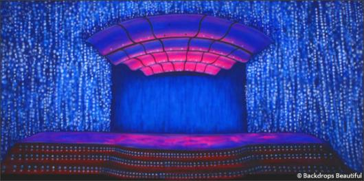 Backdrops: Stage Hollywood 2