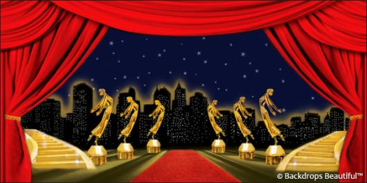 Backdrops: Stage Awards