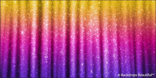 Backdrops: Sparkling Drapes 2