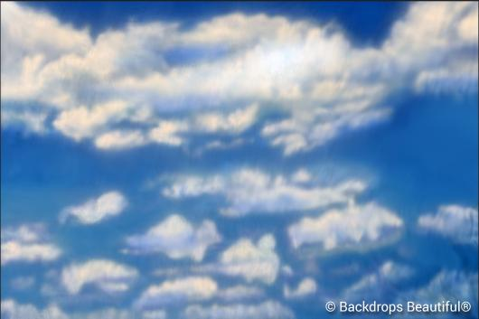 Backdrops: Clouds 6B