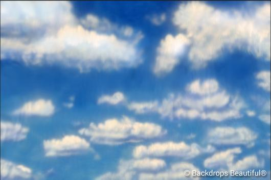 Backdrops: Clouds 6C