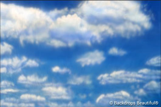 Backdrops: Clouds 6D