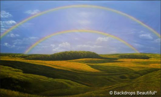 Backdrops: Rainbow 2
