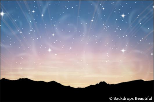 Backdrops: Mystic Sky 1