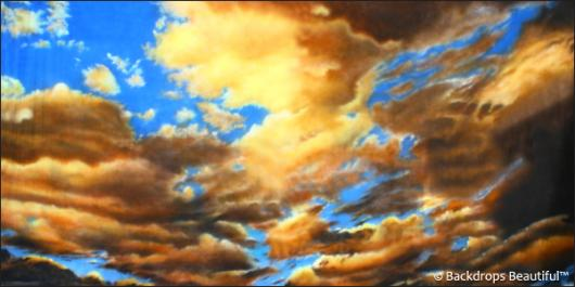 Backdrops: Sunset Sky 5