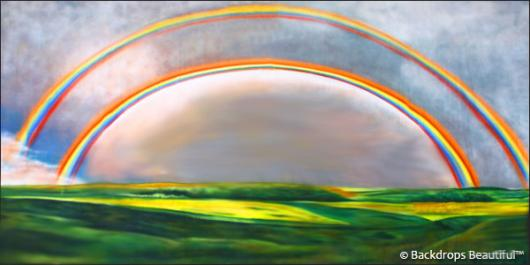 Backdrops: Rainbow 1