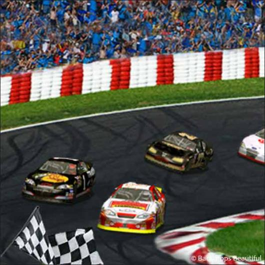 Backdrops: Race Nascar 2