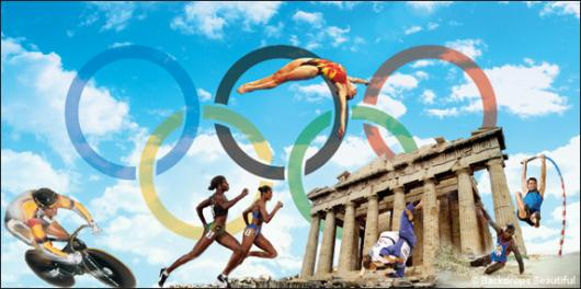 olympic sports backdrops