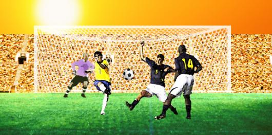 Backdrops: Soccer 1