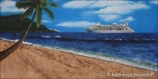 Backdrops: Cruise Ship 8